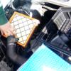 Заміна повітряного фільтра PURFLUX A1381 на Opel Astra G (відео)