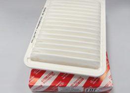 Підробні автозапчастини: повітряний фільтр Toyota 17801-28030