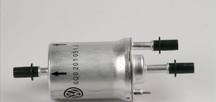 Підробні автозапчастини: паливний фільтр VAG 6Q0 201 051 J