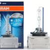 Підробні автозапчастини: лампа ксенонова Osram 66144