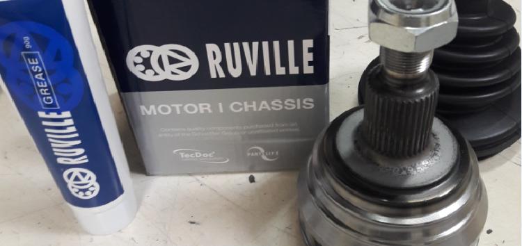 Підробні запчастини: шарнір рівних кутових швидкостей Ruville 75414S