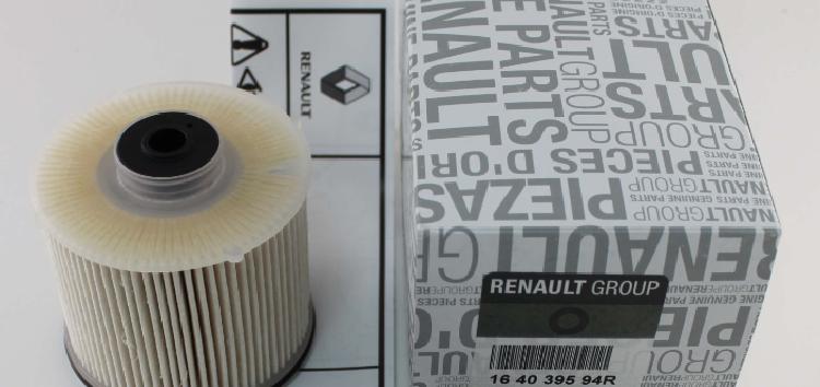 Підробні автозапчастини: паливний фільтр Renault