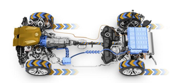 Volkswagen анонсує масовий випуск «м'яких» гібридів