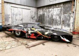 Автолюбитель создал самое быстрое авто в Украине