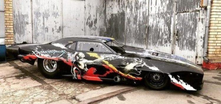 Автолюбитель створив найшвидше авто в Україні