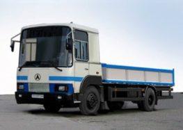 Вантажівка від ЛАЗу, яка не відбулась