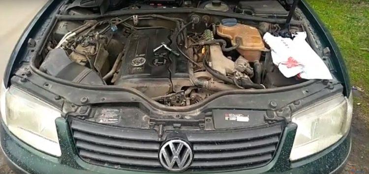 Заміна модуля запалювання AUTOMEGA 150030310 на Volkswagen Passat B5 (відео)