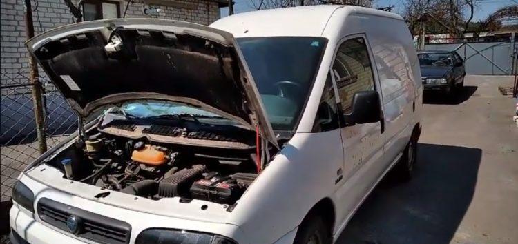 Заміна ущільнюючого кільця мастилозливної пробки ELRING 108.502 на Fiat Scudo (відео)
