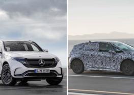 VW та MB приймають замовлення на електрокари