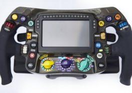 Кермо Формули-1 – пояснюємо незрозумілі кнопки та важелі