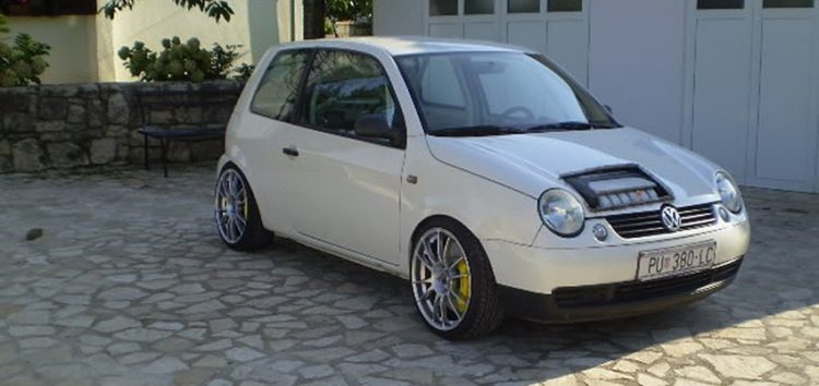 Коли одного двигуна замало: VW Lupo Twin VR6