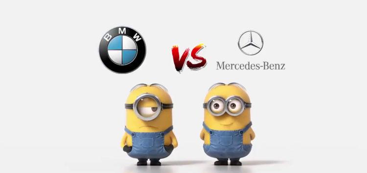 Німецькі автовиробники знов підколюють один одного (відео)