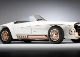 Концепт 1965 Mercer-Cobra Roadster