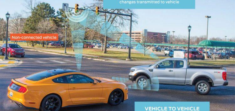 Автомобілі Ford вгадають дії пішоходів та велосипедистів