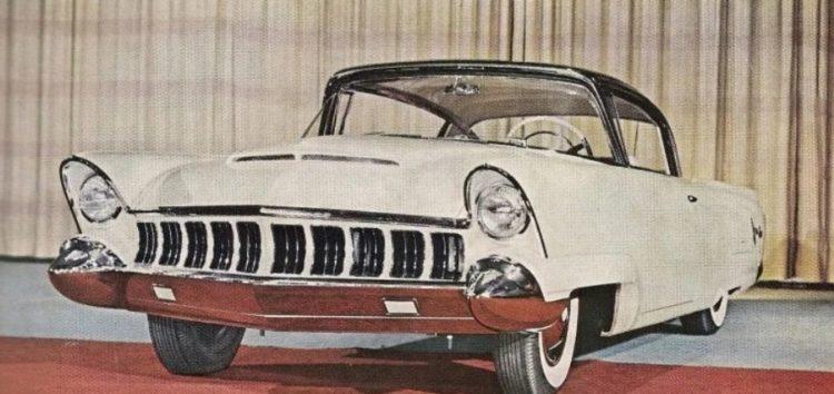 Концепт Ford, який ремонтували 20 років