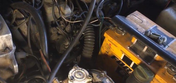 Заміна штока вилки перемикання передач FEBI 07705 на Volkswagen GOLF 3 (відео)