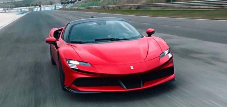 Ferrari показала, як працює новий мотор (відео)