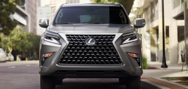 Lexus продемонстрував оновлений GX