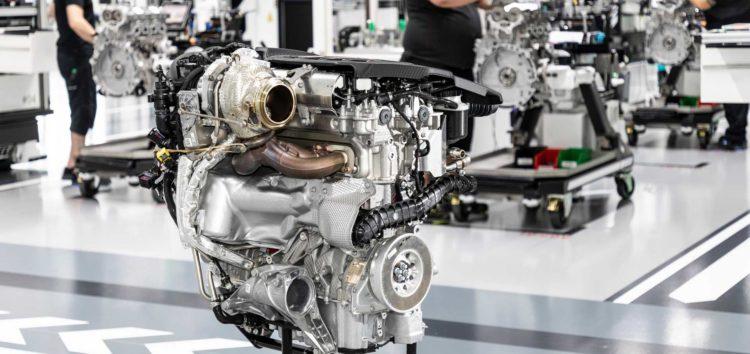 Рекорди потужності від мотора Mercedes-AMG