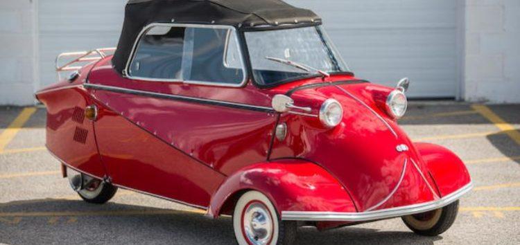 Трьохколісні автомобілі: Messerschmitt KR200