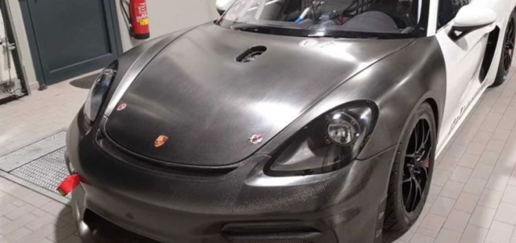 Тюнеры разогнали и без того мощный Porsche