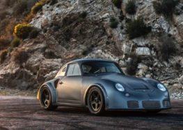 Як зробити хот-род з двох старих Porsche