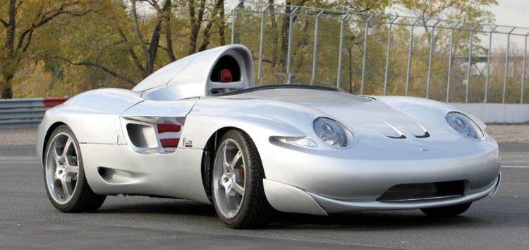 Суперкари, про які ніхто не чув: Porsche W3 Triposto