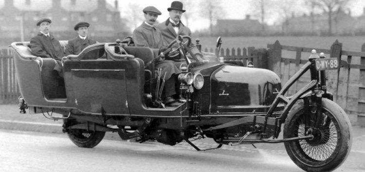 Гірокари: автомобілі на двох колесах