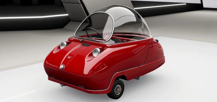 Трьохколісні автомобілі: Peel Trident