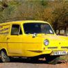 Трьохколісні автомобілі: Reliant Robin