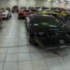 Журналісти зняли автоколекцію шейха з Абу-Дабі (відео)