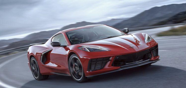 Corvette отримав середньомоторну компоновку