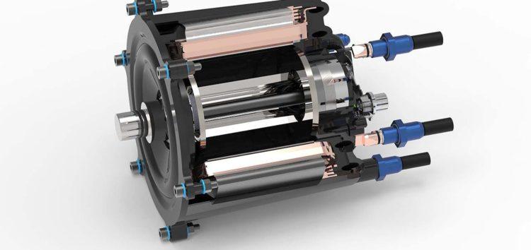 Німці створили новий електродвигун