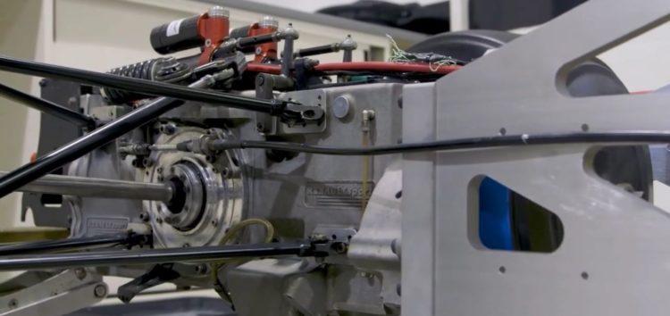 Спорткар з двигуном від пральної машини (відео)