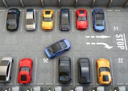 В Україні будуть розумні парковки