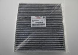 Підробні автозапчастини: фільтр салону Mitsubishi 7803A005