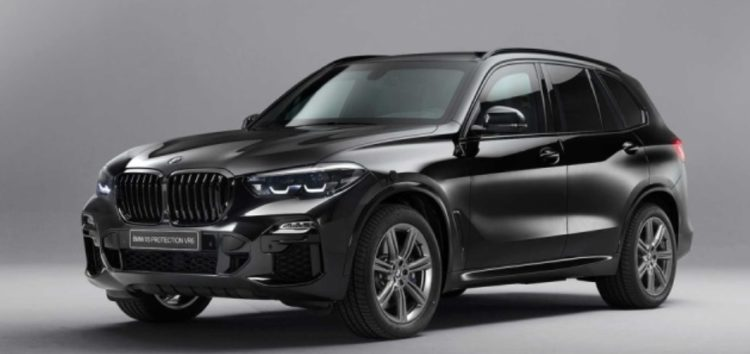 BMW випускає супер-броньований кросовер (відео)
