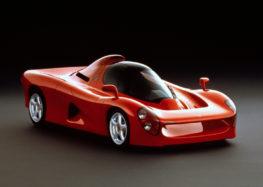 Суперкари, про які ніхто не чув: Yamaha OX99-11