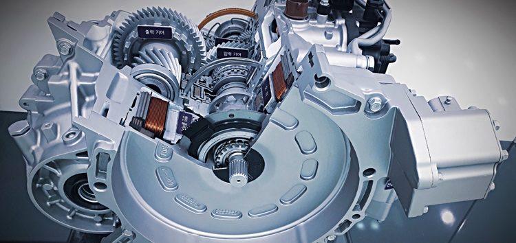 Hyundai створив ASC – трансмісію саме для гібридів