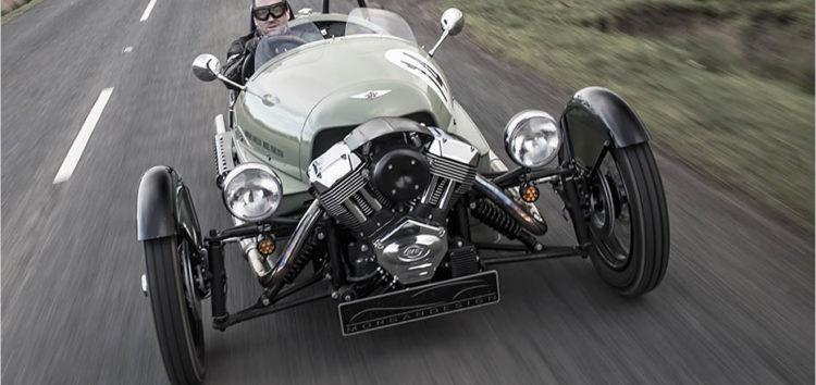 Трьохколісні автомобілі: Morgan Three-Wheeler