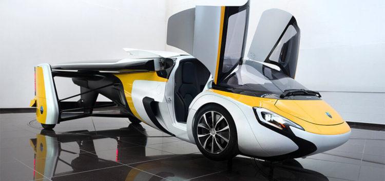 В Словаччині створюють летючі машини (відео)