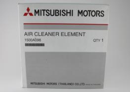 Підробні автозапчастини: Фільтр повітряний Mitsubishi 1500A098