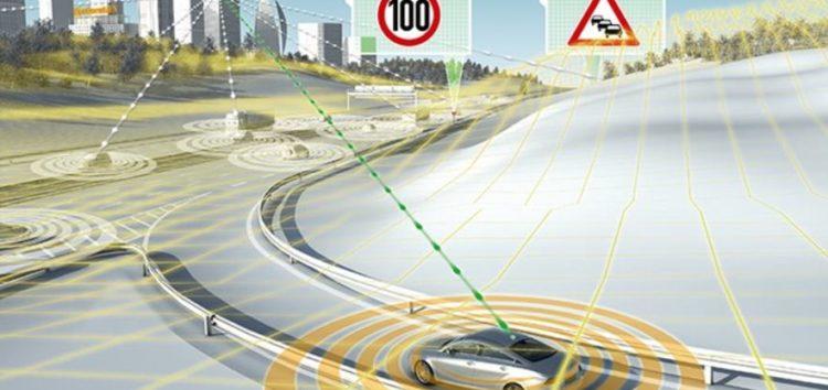 Continental передбачає майбутнє з eHorizon
