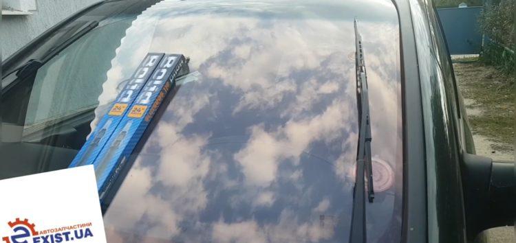 Заміна щіток склоочисника Bolid 30600 на Opel Zafira А (відео)