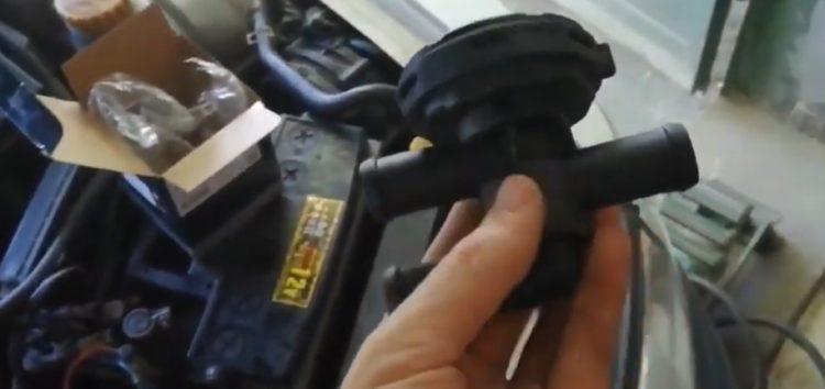 Заміна крана радіатора опалювача салону JP GROUP 1226400100 на Opel Vectra B (відео)