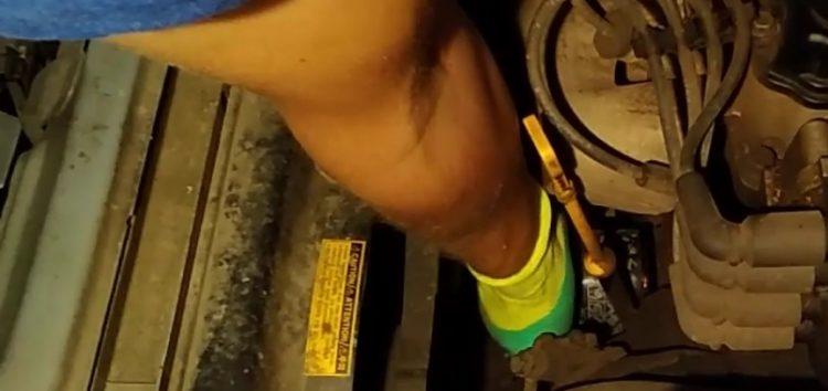 Заміна масляного фільтра WIX WL7129 на Daewoo Lanos (відео)