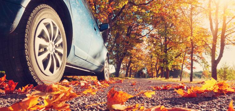 Готуємо автомобіль до осені: 4 поради