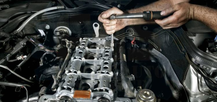 Симптоми абразивного зносу двигуна через бруд