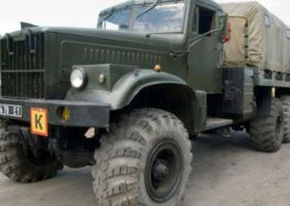 Автовиробники в часи незалежності: КрАЗ