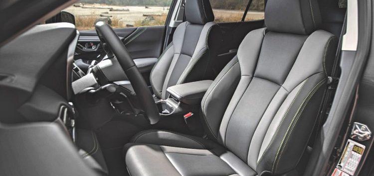 Інноваційне зносостійке сидіння від Subaru
